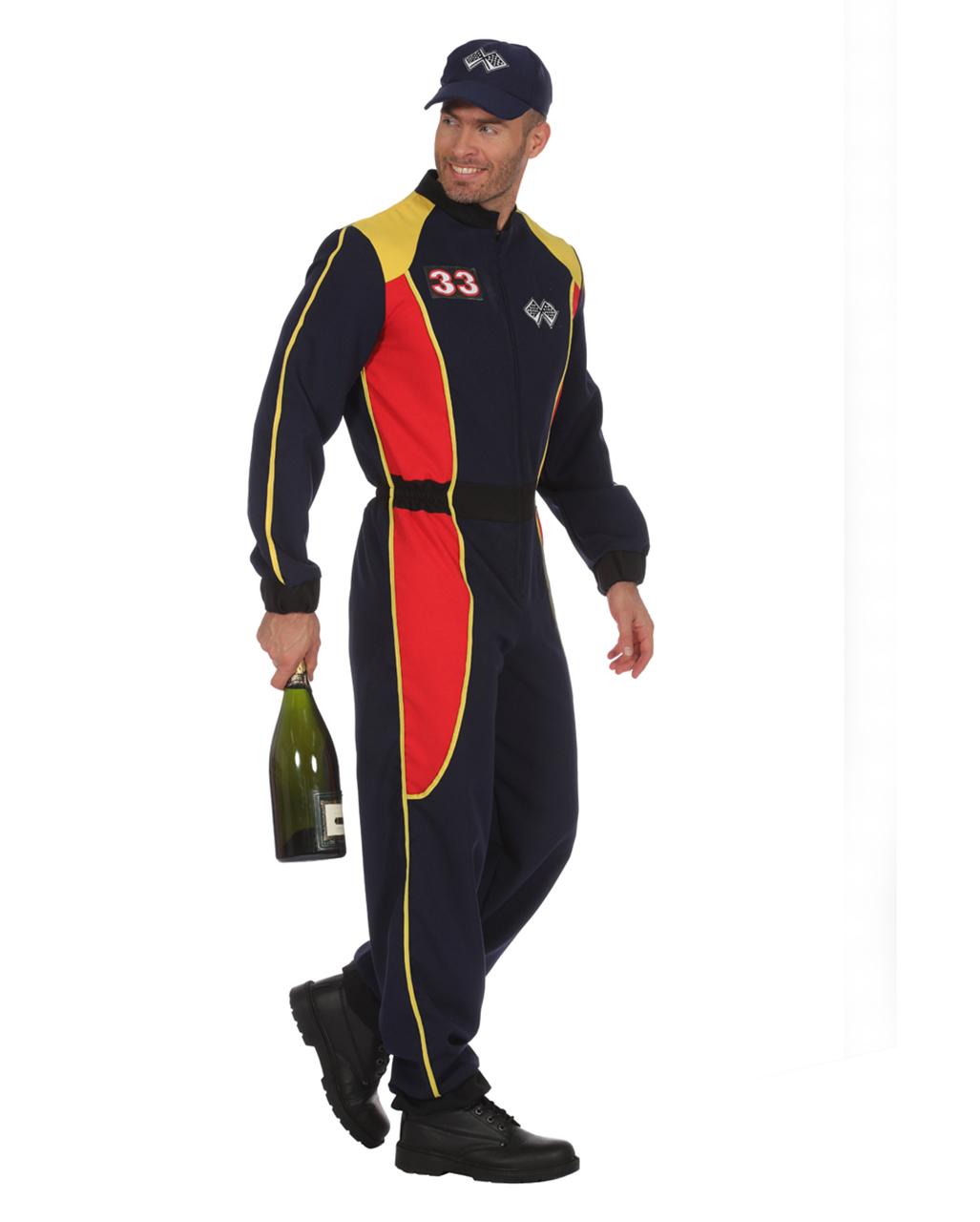 Mode-Design an vorderster Front der Zeit letzte Veröffentlichung Herren Kostüm-Anzug Rennfahrer