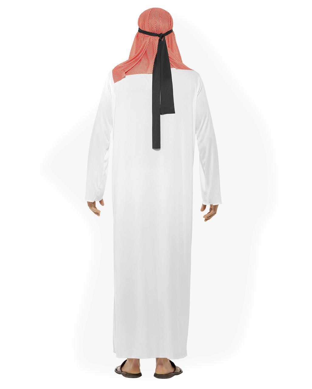 orientalisches araber kost m f r den karnevalsumzug karneval universe. Black Bedroom Furniture Sets. Home Design Ideas