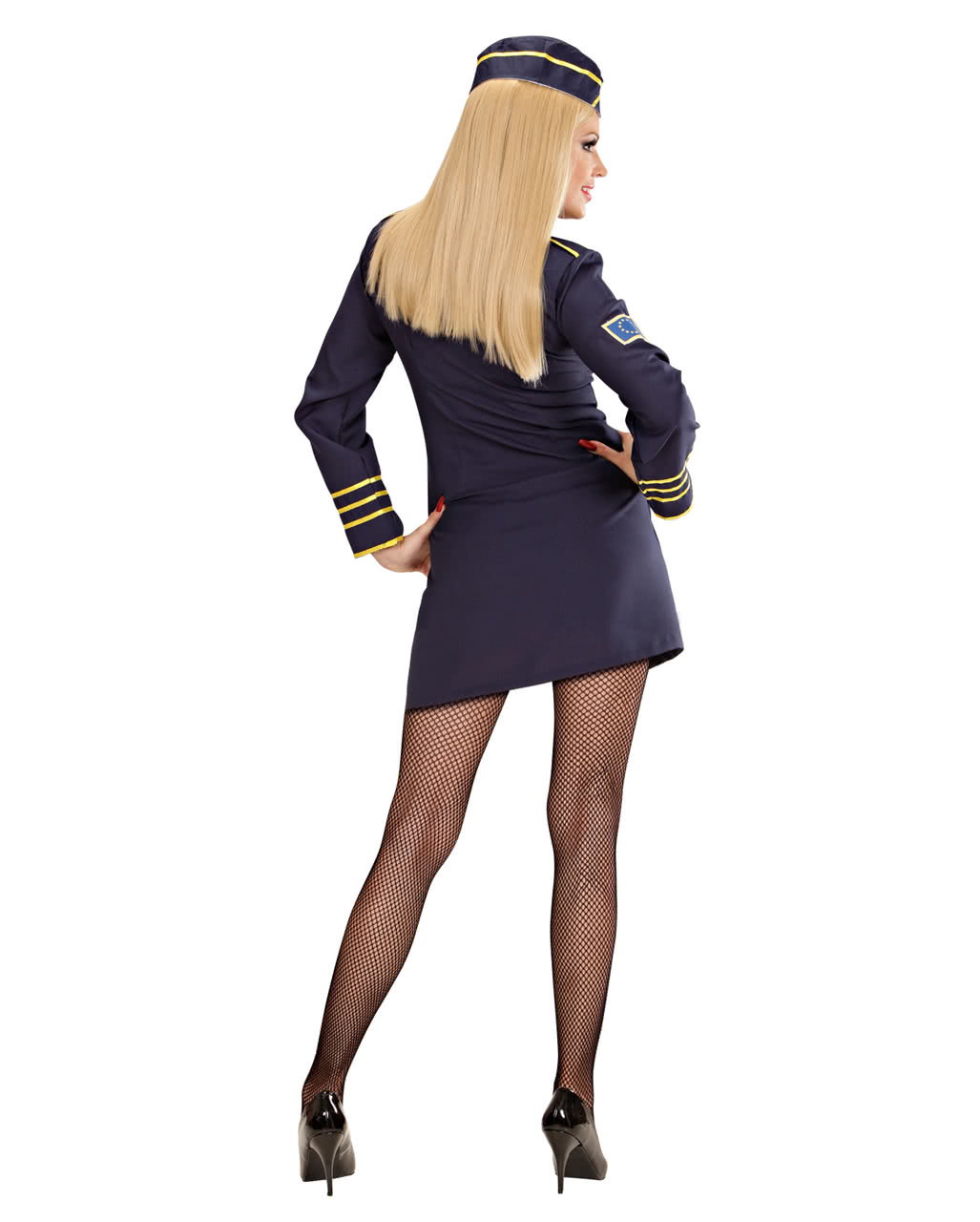 Sexy Stewardess Costume Small Sexy Air Hostess Costume