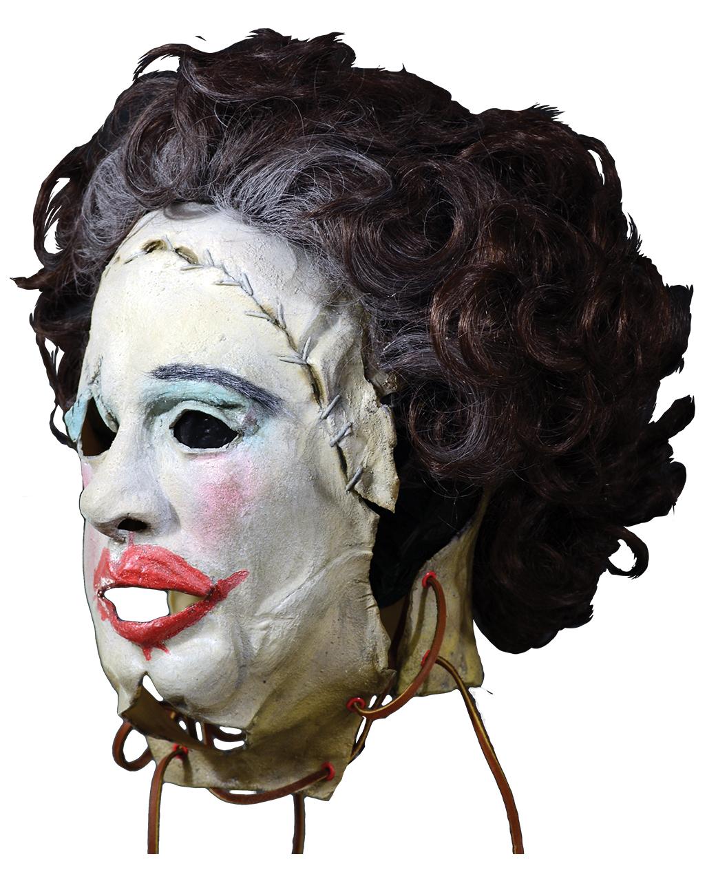 texas chainsaw massacre maske pretty woman karneval. Black Bedroom Furniture Sets. Home Design Ideas