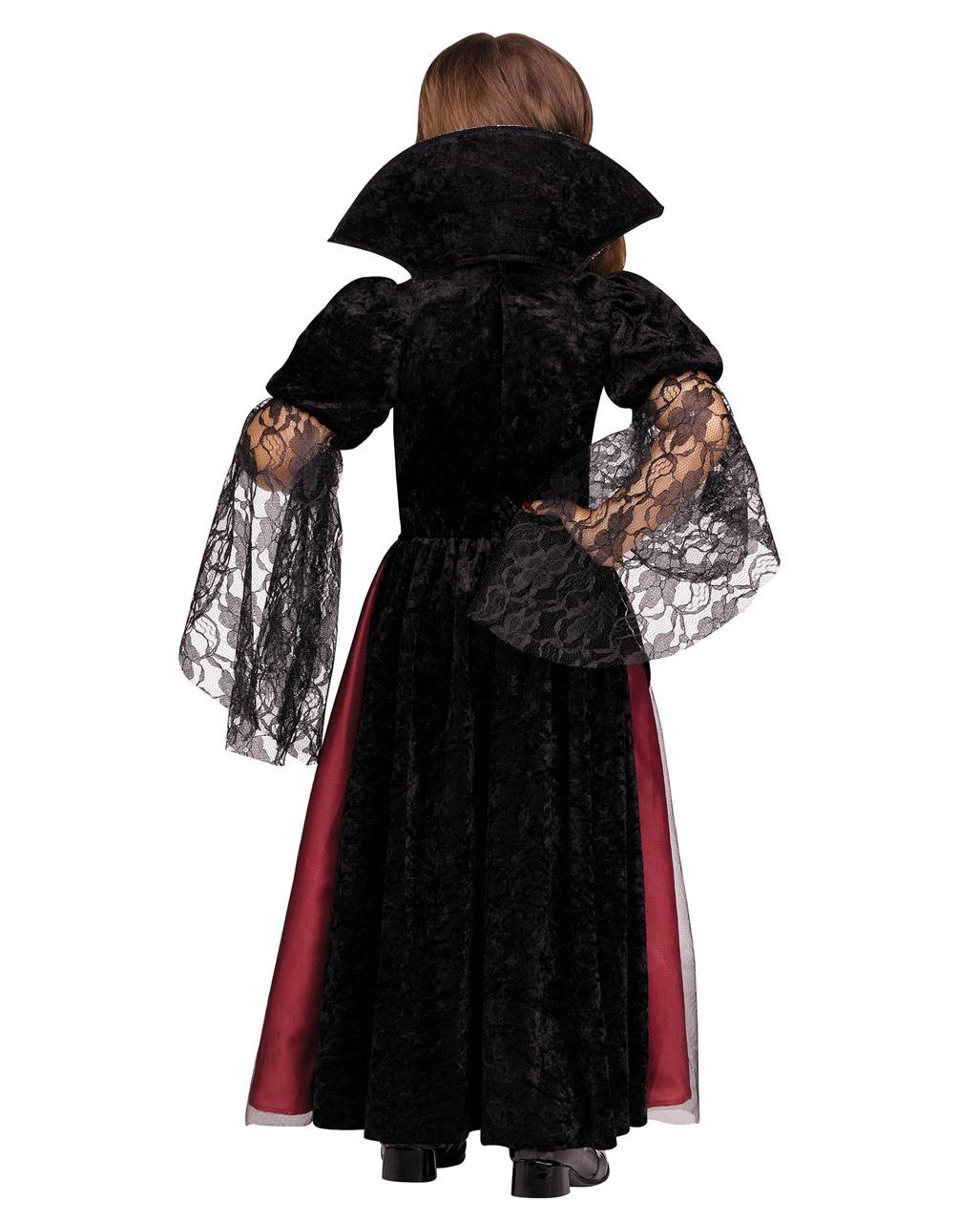 vampir princess kleinkinderkost m f r fasching karneval universe. Black Bedroom Furniture Sets. Home Design Ideas