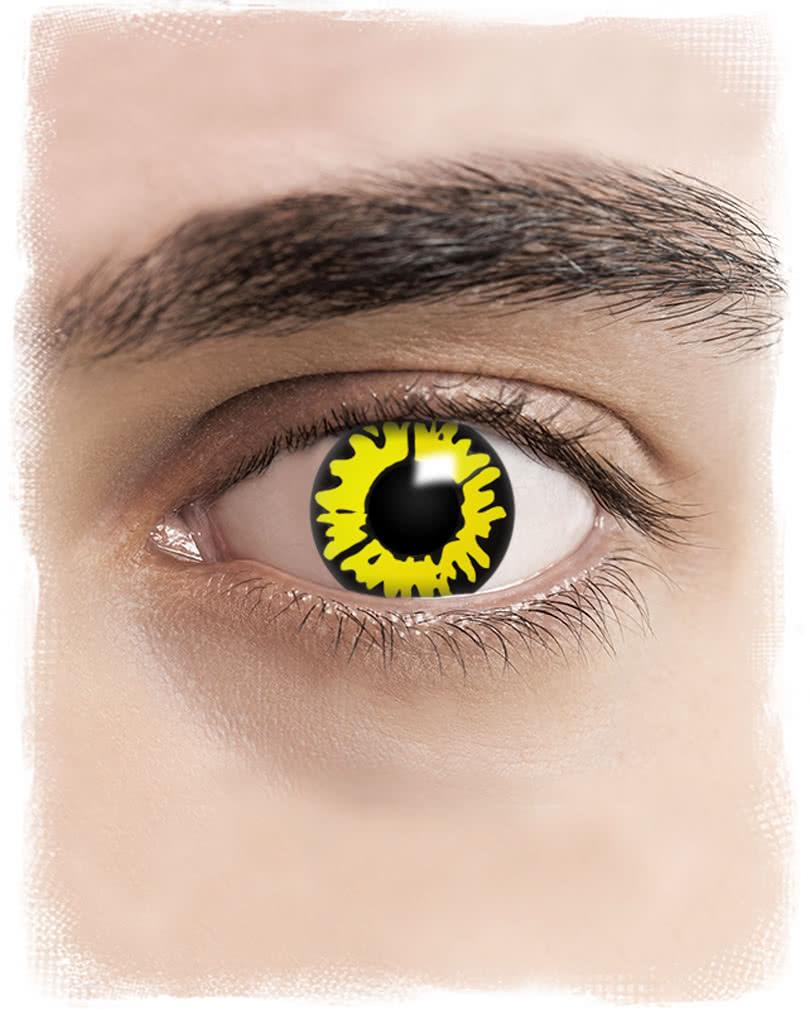 motivlinsen werwolf farbige kontaktlinsen f r spezial. Black Bedroom Furniture Sets. Home Design Ideas