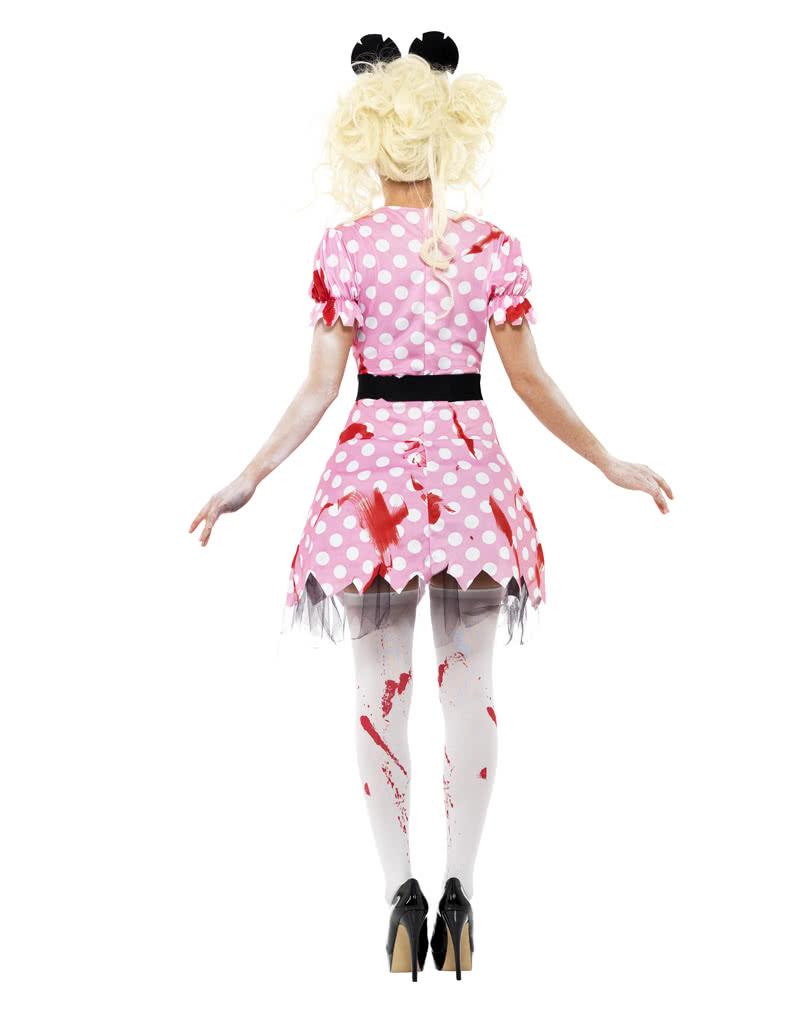 zombie m uschen kost m als 50er jahre horror outfit karneval universe. Black Bedroom Furniture Sets. Home Design Ideas