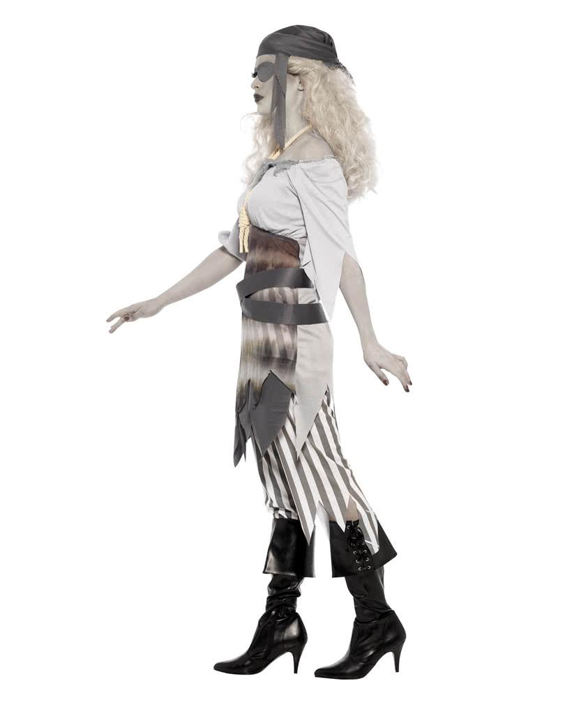 ghost ship zombie pirate costume zombie pirate bride. Black Bedroom Furniture Sets. Home Design Ideas