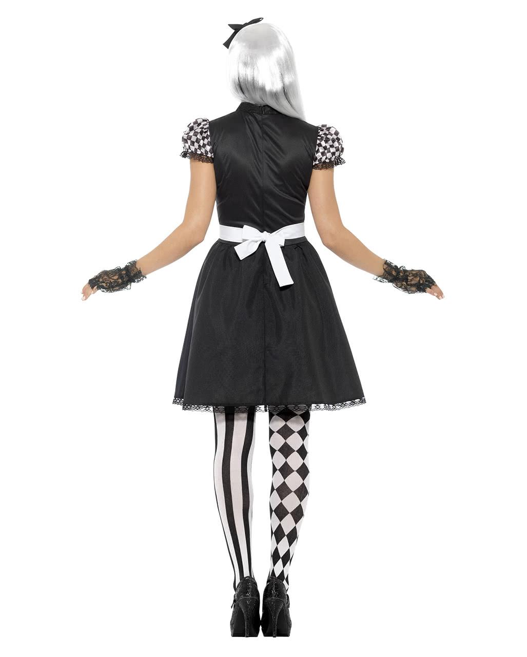 dunkle alice frauen verkleidung f r halloween karneval universe. Black Bedroom Furniture Sets. Home Design Ideas