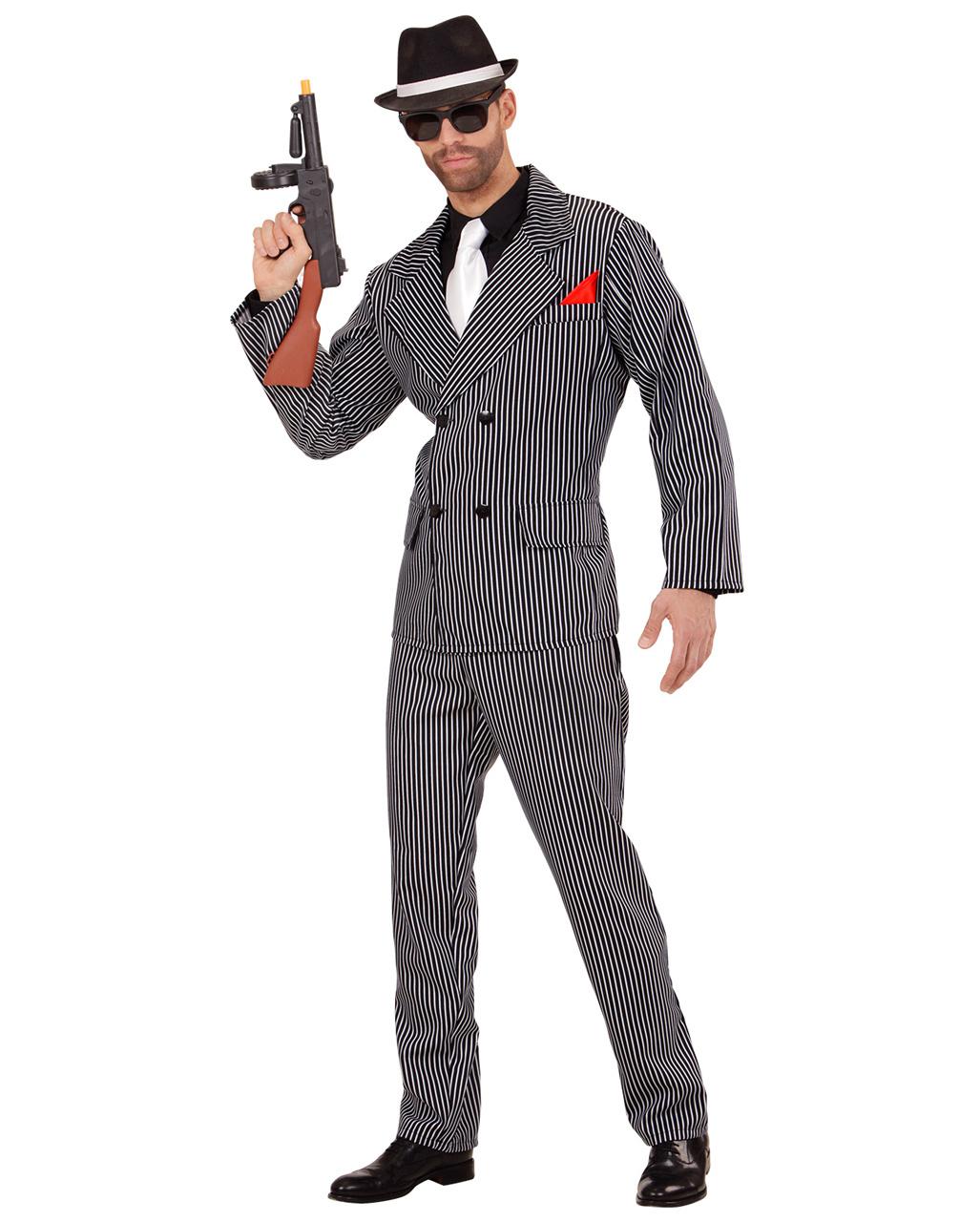 Gangster Kostüm