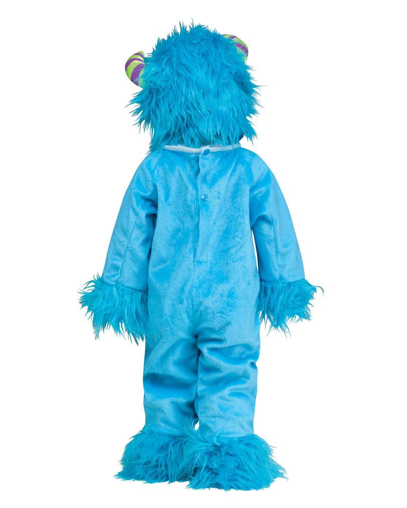 blaues monsterbaby kost m halloween babykost me kaufen. Black Bedroom Furniture Sets. Home Design Ideas