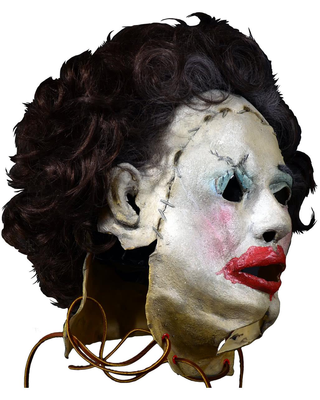 texas chainsaw massacre maske pretty woman karneval universe. Black Bedroom Furniture Sets. Home Design Ideas