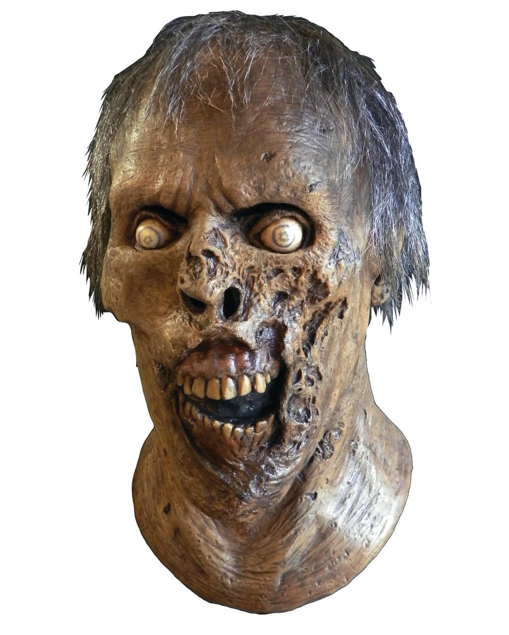 the walking dead skelett walker maske zombie maske karneval universe. Black Bedroom Furniture Sets. Home Design Ideas