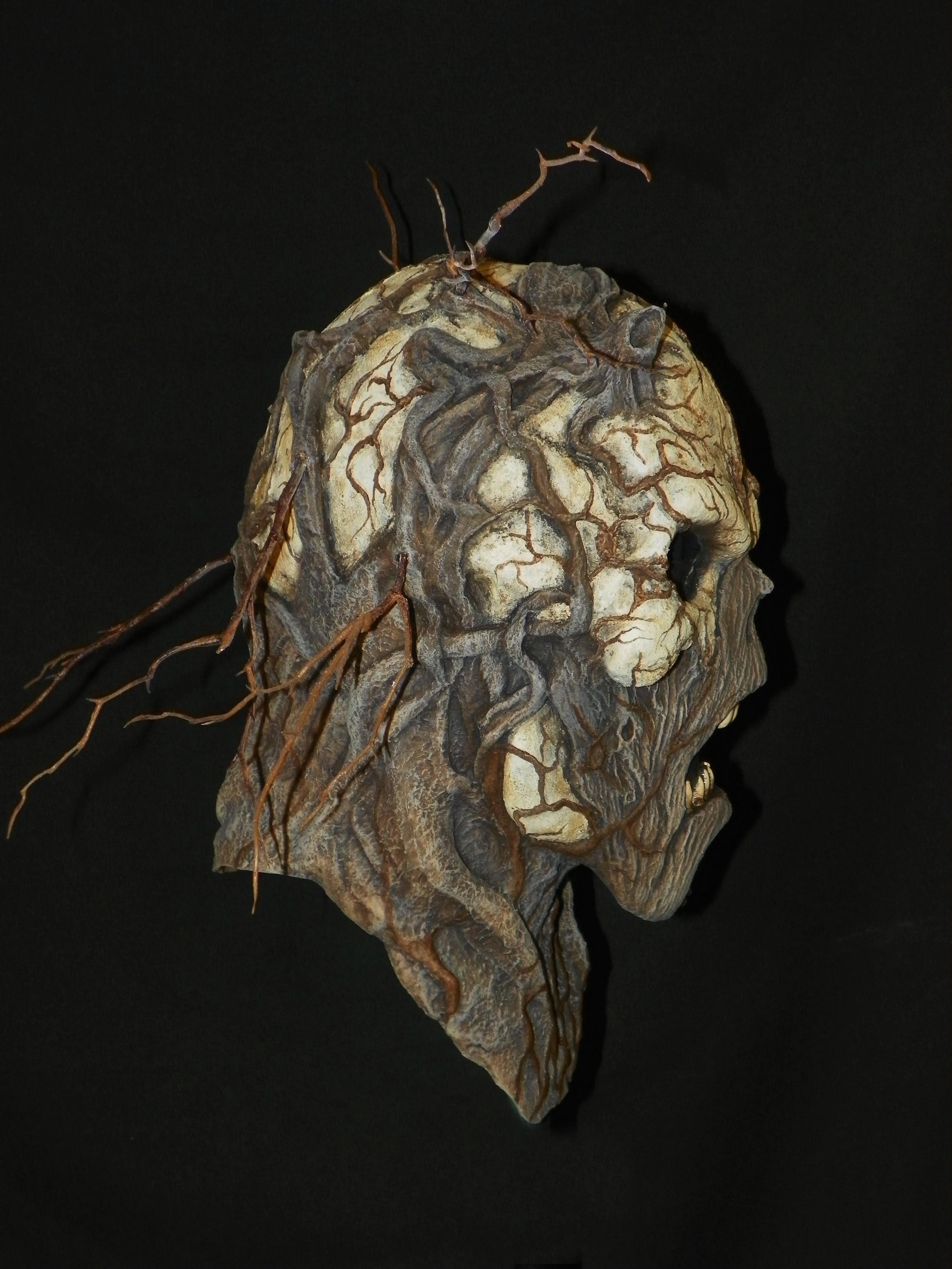 triffoid wald mon maske f r halloween karneval universe. Black Bedroom Furniture Sets. Home Design Ideas