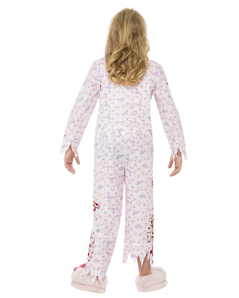 geister pyjama f r m dchen zombie fashion online kaufen. Black Bedroom Furniture Sets. Home Design Ideas