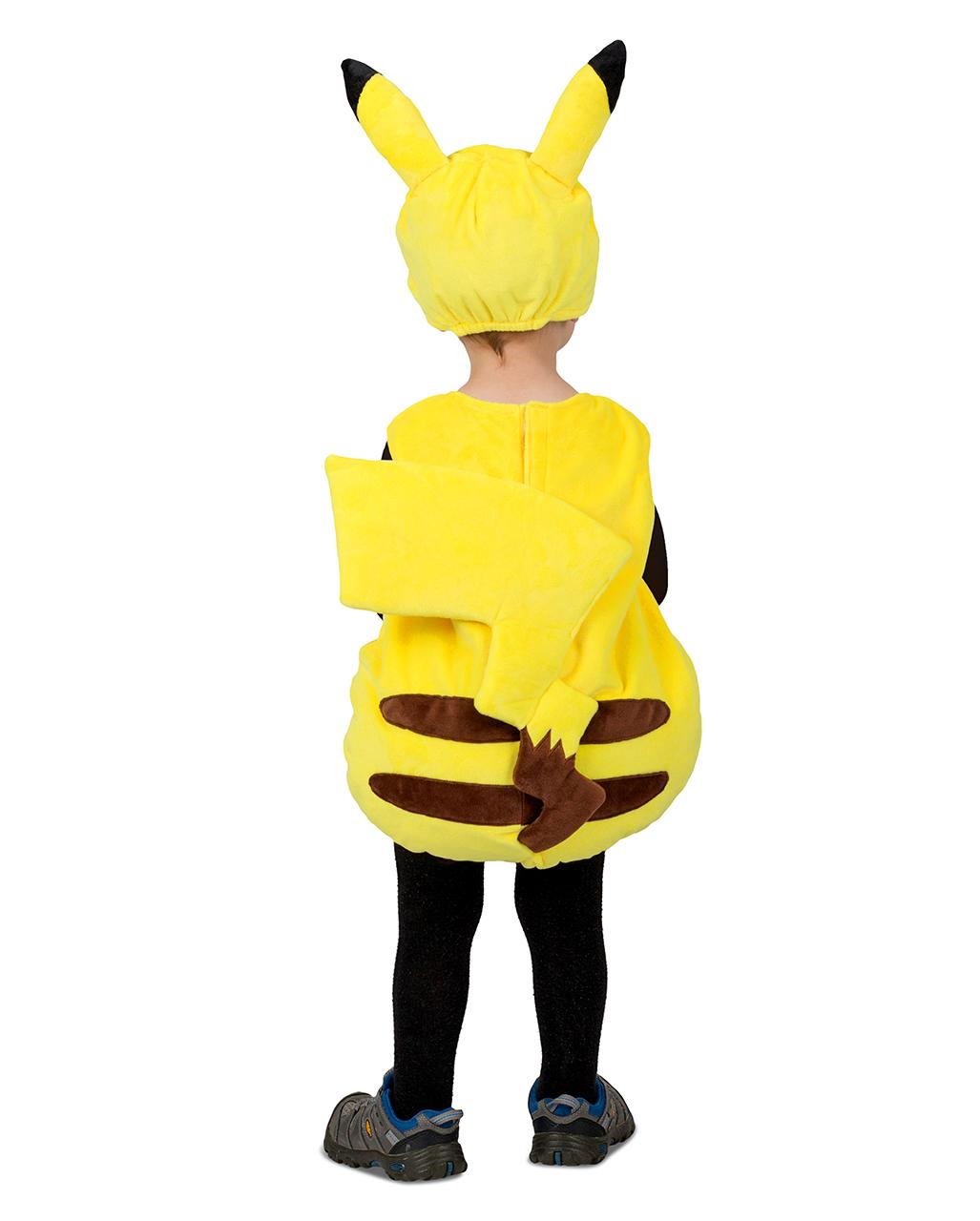Pokemon Kleinkinder Kostüm Pikachu bestellen   Karneval