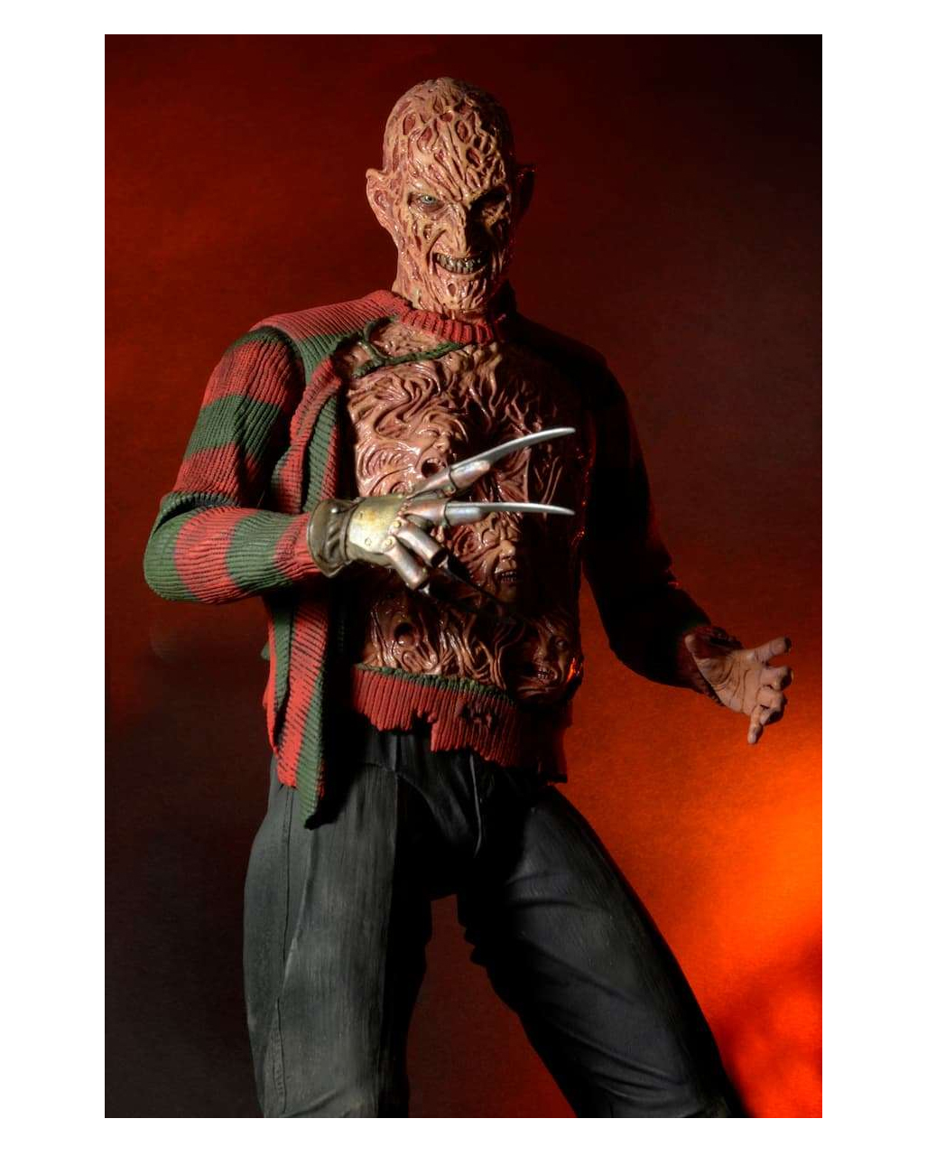 Freddy krueger collectible 50cm to order karneval universe - Pictures of freddy cougar ...